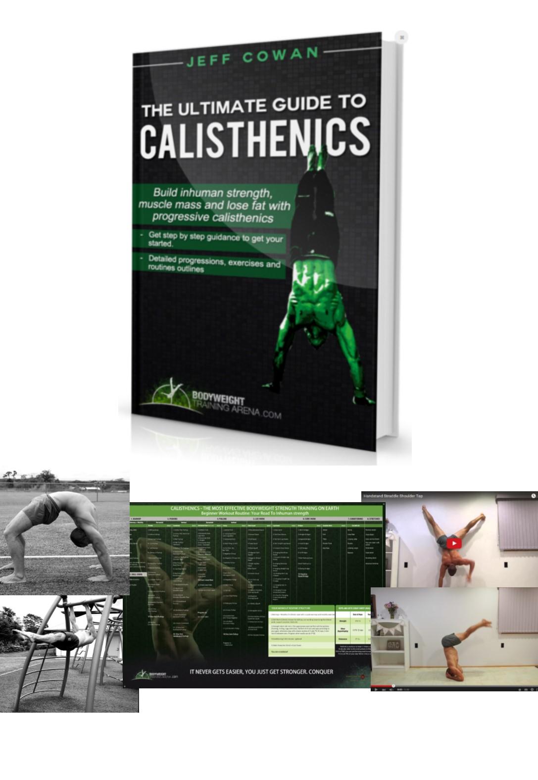 Calisthenics Fundamentals Book | Calisthenics Academy