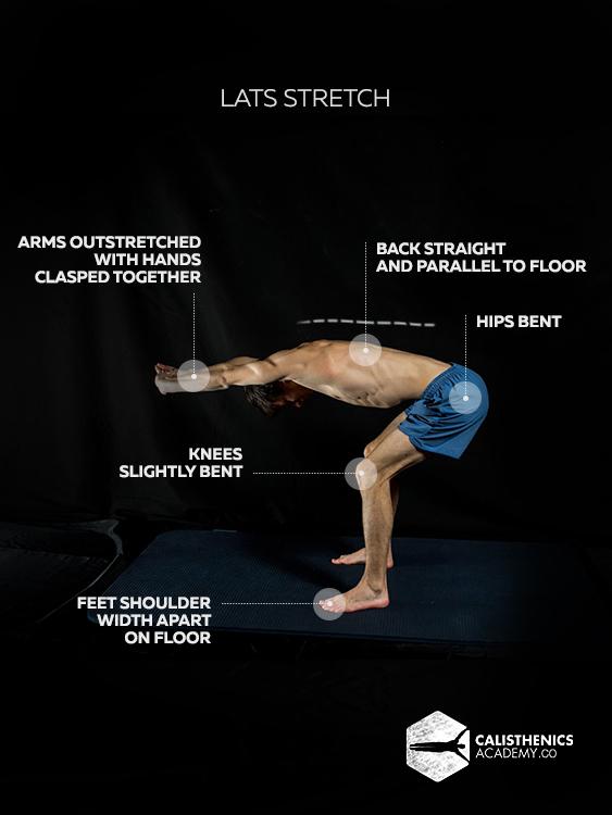 Lats Stretch 4a