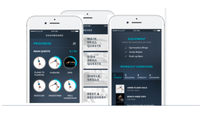 Teaming up with LeAD Sports Accelerator + calisthenics coach app update